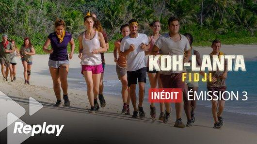 Voir le replay de l'emission Koh-Lanta du 15/09/2017 à 21h00 sur TF1