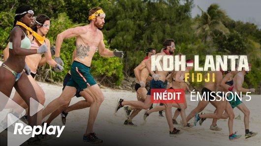Voir le replay de l'emission Koh-Lanta du 29/09/2017 à 21h00 sur TF1