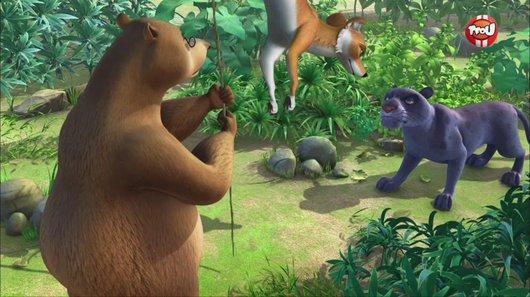 Voir le replay de l'émission Le Livre de la Jungle du 22/07/2018 à 08h30 sur TF1