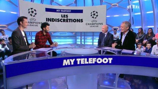 Voir le replay de l'émission Téléfoot du 22/07/2018 à 12h30 sur TF1