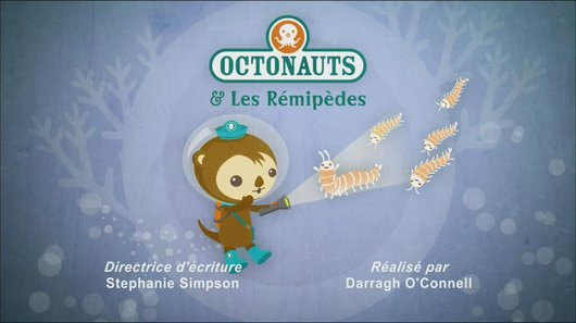 Voir le replay de l'émission Les Octonauts du 16/10/2017 à 08h30 sur TF1
