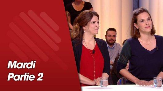 Voir le replay de l'émission Quotidien avec Yann Barthès du 13/11/2018 à 22h30 sur TF1
