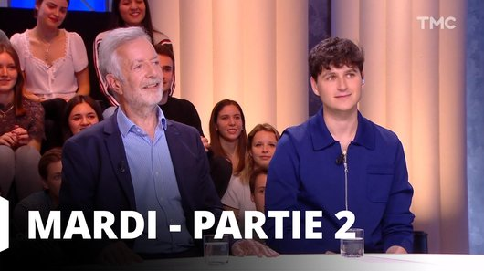 Voir le replay de l'émission Quotidien avec Yann Barthès du 21/05/2019 à 22h30 sur TF1