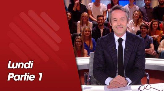 Voir le replay de l'émission Quotidien avec Yann Barthès du 15/10/2018 à 21h30 sur TF1