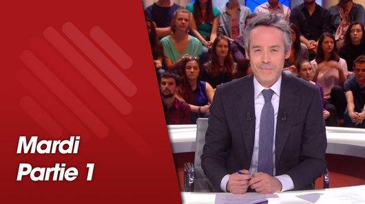 Voir le replay de l'émission Quotidien avec Yann Barthès du 16/10/2018 à 20h30 sur TF1