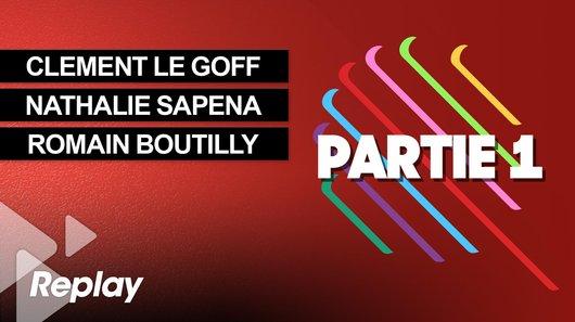Voir le replay de l'émission Quotidien avec Yann Barthès du 13/12/2017 à 20h30 sur TF1