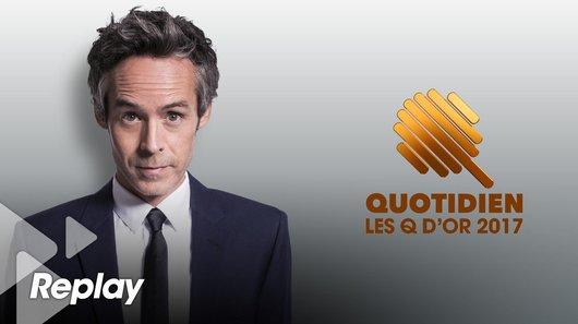 Voir le replay de l'émission Quotidien avec Yann Barthès du 16/12/2017 à 03h30 sur TF1