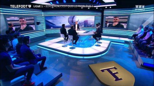 Voir le replay de l'émission Téléfoot du 10/12/2017 à 12h30 sur TF1