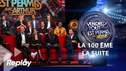 Voir le replay de l'émission Tout est permis avec Arthur - VTEP du 17/03/2018 à 05h30 sur TF1