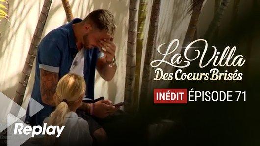 Voir le replay de l'émission La Villa des Coeurs Brisés du 19/03/2018 à 21h30 sur TF1