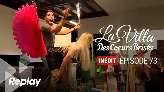 Voir le replay de l'émission La Villa des Coeurs Brisés du 21/03/2018 à 21h30 sur TF1