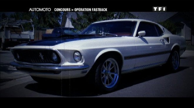 jeu concours mustang episode 1 automoto tf1. Black Bedroom Furniture Sets. Home Design Ideas