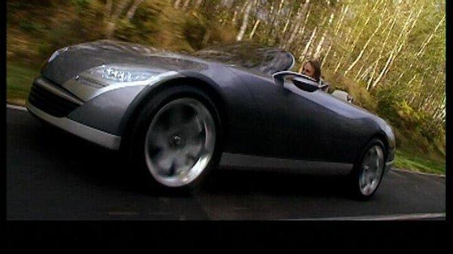 Automoto La Concept Renault Nepta Automoto Tf1