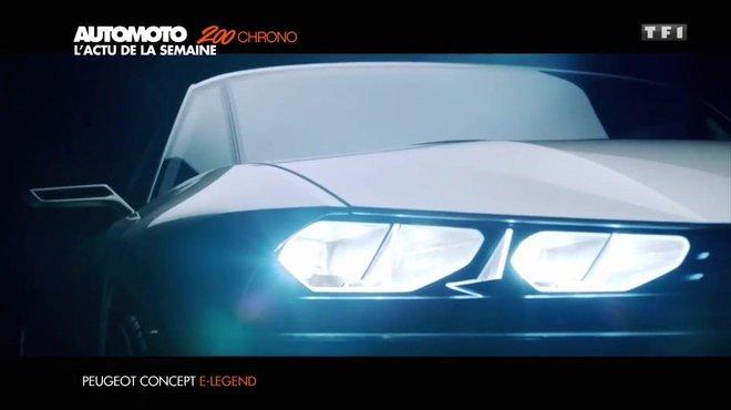 200 Chrono L Actualite Du 23 Septembre 2018 Automoto Tf1