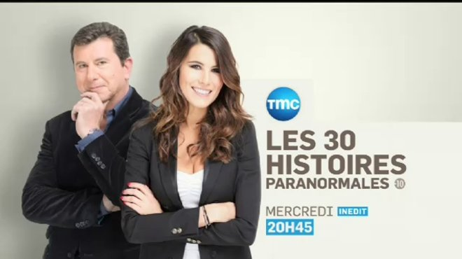 paranormal 30 histoires