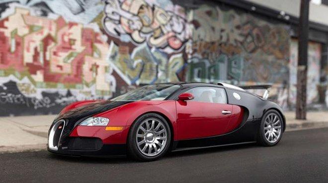 monterey 2015 la toute premi re bugatti veyron vendre automoto tf1. Black Bedroom Furniture Sets. Home Design Ideas