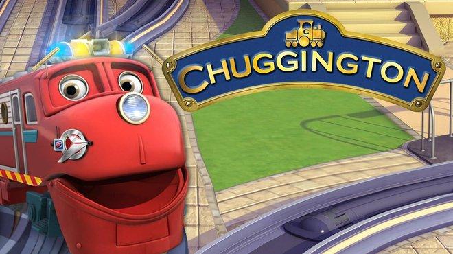Festivit s de no l sp cial 24 39 chuggington - Chuggington tfou ...