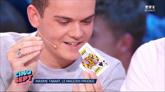 tour de magie carte tf1