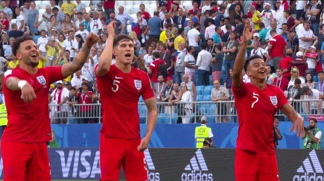 Croatie Angleterre Une Finale Pour Les Anglais  Ans Apres Coupe Du Monde De La Fifa Russie  Tf