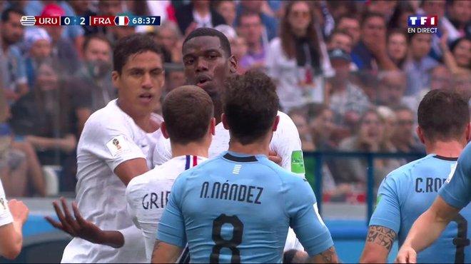 foot france uruguay direct