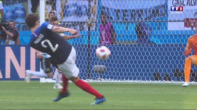 France Argentine 2 2 Revoir Le But De Pavard Le Plus Beau