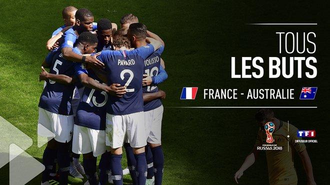 France australie 2 1 voir tous les buts du match - Tous les buts de la coupe du monde 2006 ...