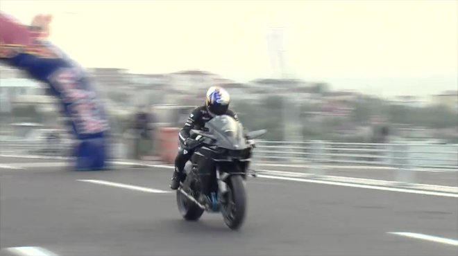 La Kawasaki H2R Et Kenan Sofuoglu A 400 Km H