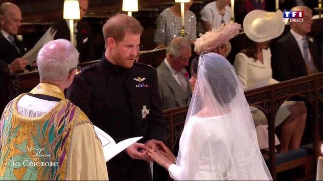 Mariage du Prince Harry et de Meghan Markle  l\u0027échange des alliances , Le  mariage du Prince Harry et Meghan Markle , TF1