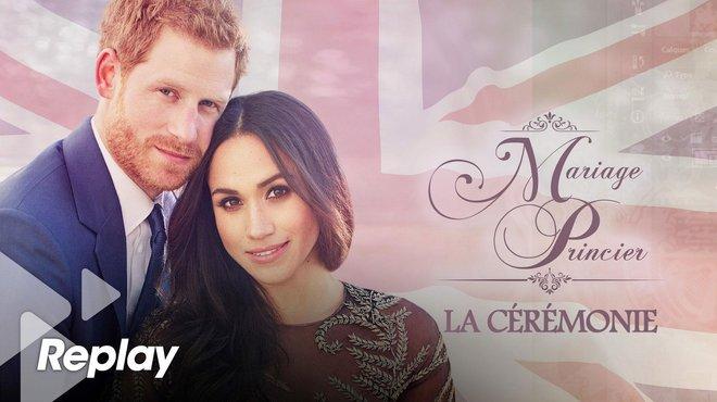 Mariage princier du Prince Harry et de Meghan Markle , La Cérémonie , Le  mariage du Prince Harry et Meghan Markle , TF1