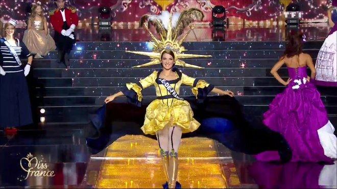 Miss France 2018 31 Miss en costume régional et le rêve des jouets , TF1