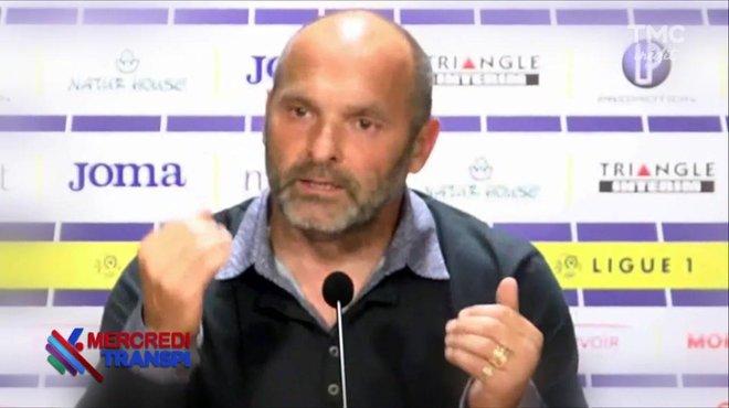Mercredi Transpi - Le Q d'or de l'entraineur - Quotidien avec Yann Barthès  - TMC