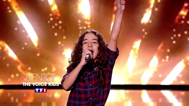 prima talentkids The Voice 2019 Una 8 Season voce rfYqIrw