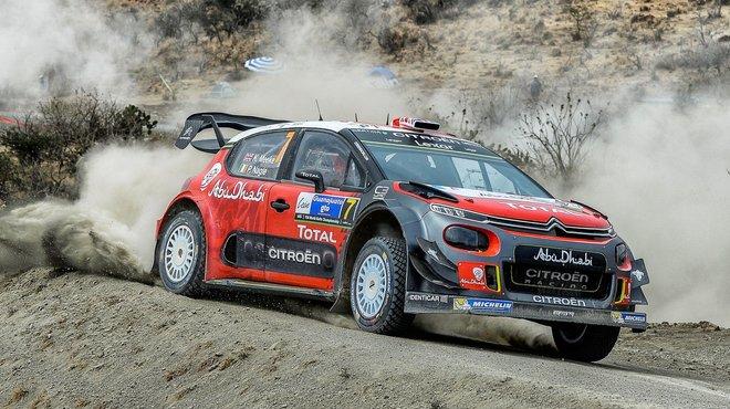 Rallye w r c 2017