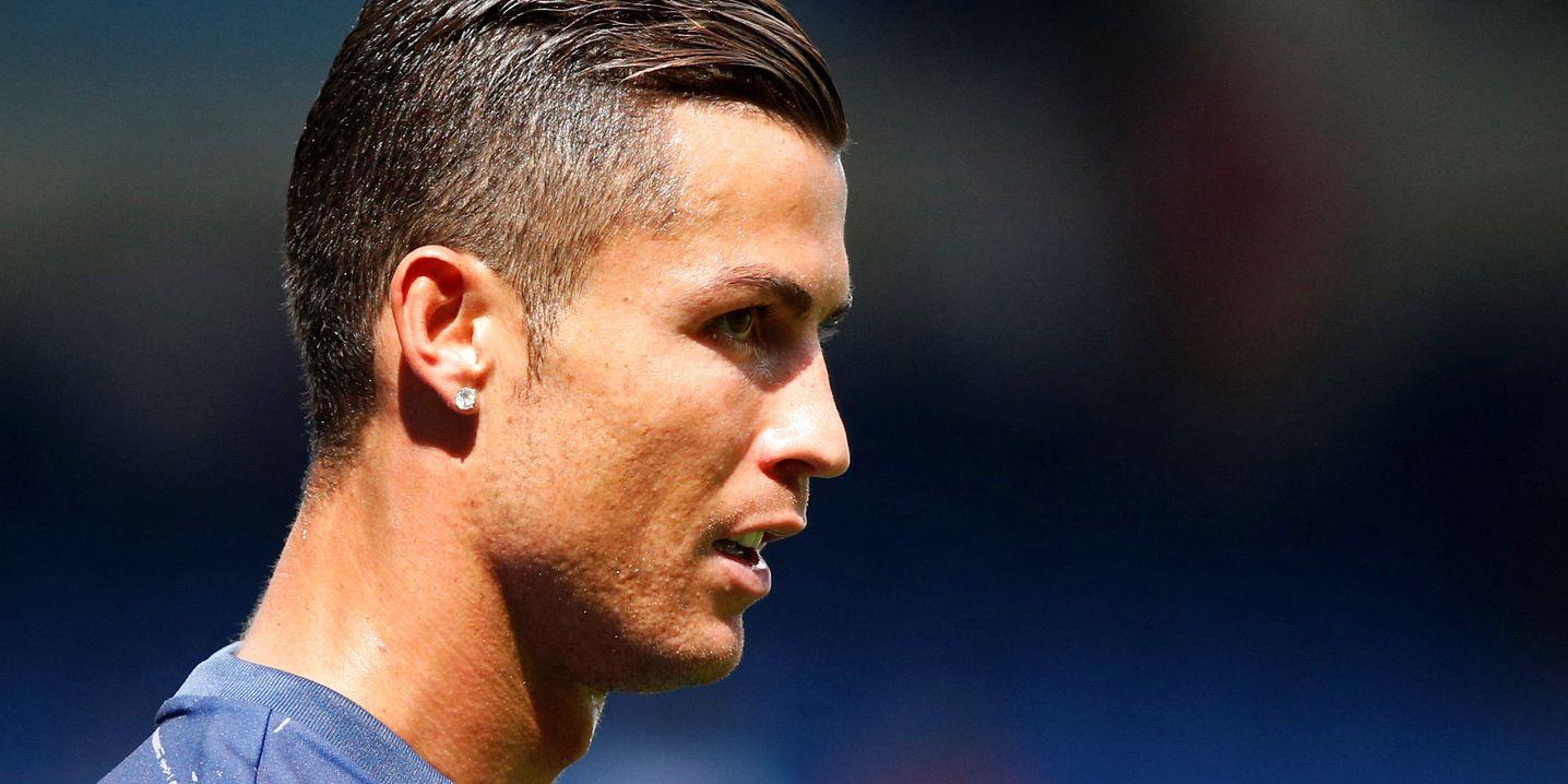 ronaldo hairstyle 2018