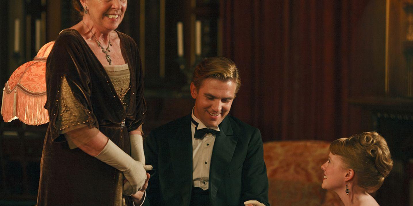 Summary -> Downton Abbey Season 1 Episode 1 On-a Jane Austen Blog